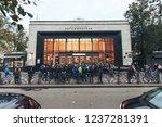 st petersburg  russia   october ... | Shutterstock . vector #1237281391