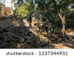 prasat taprohm it is one of the ... | Shutterstock . vector #1237344931