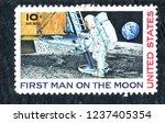 Usa Postage Stamp   Circa 1969  ...