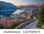 kotor  montenegro. beautiful...   Shutterstock . vector #1237469671