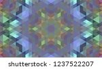 geometric design  mosaic of a...   Shutterstock .eps vector #1237522207