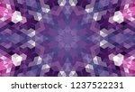 geometric design  mosaic of a...   Shutterstock .eps vector #1237522231
