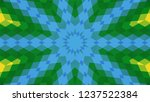 geometric design  mosaic of a...   Shutterstock .eps vector #1237522384