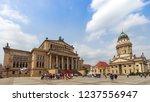 berlin  germany   may 23  2014  ... | Shutterstock . vector #1237556947