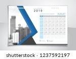 2019 august  illustration... | Shutterstock .eps vector #1237592197