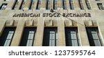 american stock exchange in...   Shutterstock . vector #1237595764