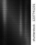black metal texture plate... | Shutterstock . vector #1237741231