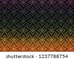 dark multicolor  rainbow vector ... | Shutterstock .eps vector #1237788754