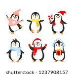 vector illustration set of... | Shutterstock .eps vector #1237908157