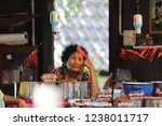 ayudhaya thailand  november15 ...   Shutterstock . vector #1238011717
