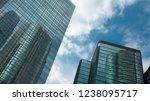skyscraper office building | Shutterstock . vector #1238095717