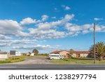 dwarskersbos  south africa ...   Shutterstock . vector #1238297794