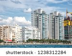 limassol downtown and apartment ... | Shutterstock . vector #1238312284