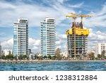 apartment along limassol... | Shutterstock . vector #1238312884