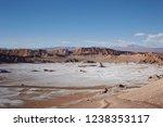 cordillera del sal  san pedro... | Shutterstock . vector #1238353117