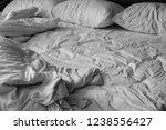 blur background  white pillow...   Shutterstock . vector #1238556427