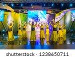 andong   south korea   oct 01   ... | Shutterstock . vector #1238650711