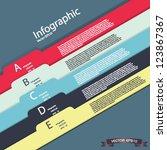 modern  design template   can...   Shutterstock .eps vector #123867367