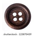 Old Brown Sewing Buttons...