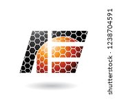 vector illustration of black...   Shutterstock .eps vector #1238704591