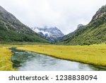 beautiful scene in the daocheng ... | Shutterstock . vector #1238838094