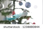 close up of christmas tree...   Shutterstock . vector #1238880844