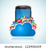 this image represents a...   Shutterstock .eps vector #123900439