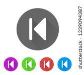 previous   app icon   Shutterstock .eps vector #1239094387