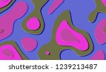background in paper style.... | Shutterstock . vector #1239213487
