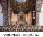 armenia  echmiadzin   december... | Shutterstock . vector #1239263467