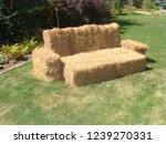 Organic Garden Furniture  Straw ...