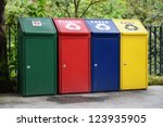 Different Colored Bins For...