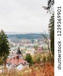 view of  marianske lazne spa ... | Shutterstock . vector #1239369901