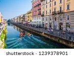 milan  italy  september 9  2018 ...   Shutterstock . vector #1239378901