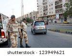karachi  pakistan   jan 08 ... | Shutterstock . vector #123949621