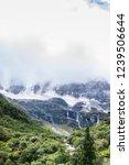 scene in daocheng yading... | Shutterstock . vector #1239506644