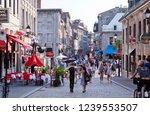montreal  quebec  august 21 ...   Shutterstock . vector #1239553507
