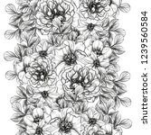 abstract elegance seamless... | Shutterstock .eps vector #1239560584
