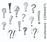Hand Drawn Doodle Question...