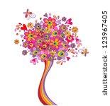Greeting Tree. Raster Copy Of...