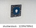 disassembled touch switch with... | Shutterstock . vector #1239678961
