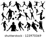 football and basketball...