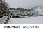 zell am see  austria   february ... | Shutterstock . vector #1239735451