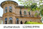 exterior of unfinished...   Shutterstock . vector #1239819994