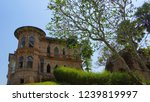 exterior of unfinished...   Shutterstock . vector #1239819997