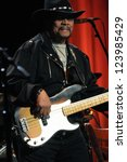 Постер, плакат: Bassist Billy Cox formerly