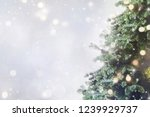 holiday background with... | Shutterstock . vector #1239929737