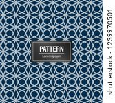 geometric pattern background.... | Shutterstock .eps vector #1239970501