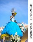 carnival of nice   Shutterstock . vector #1240026031