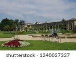 the thabor garden of the city... | Shutterstock . vector #1240027327